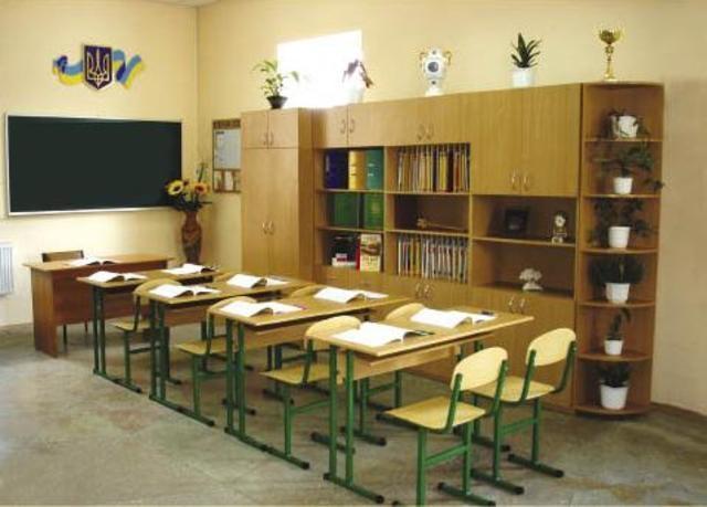 Мебель для школ и детских садов.